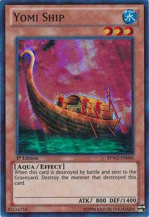 Yomi Ship